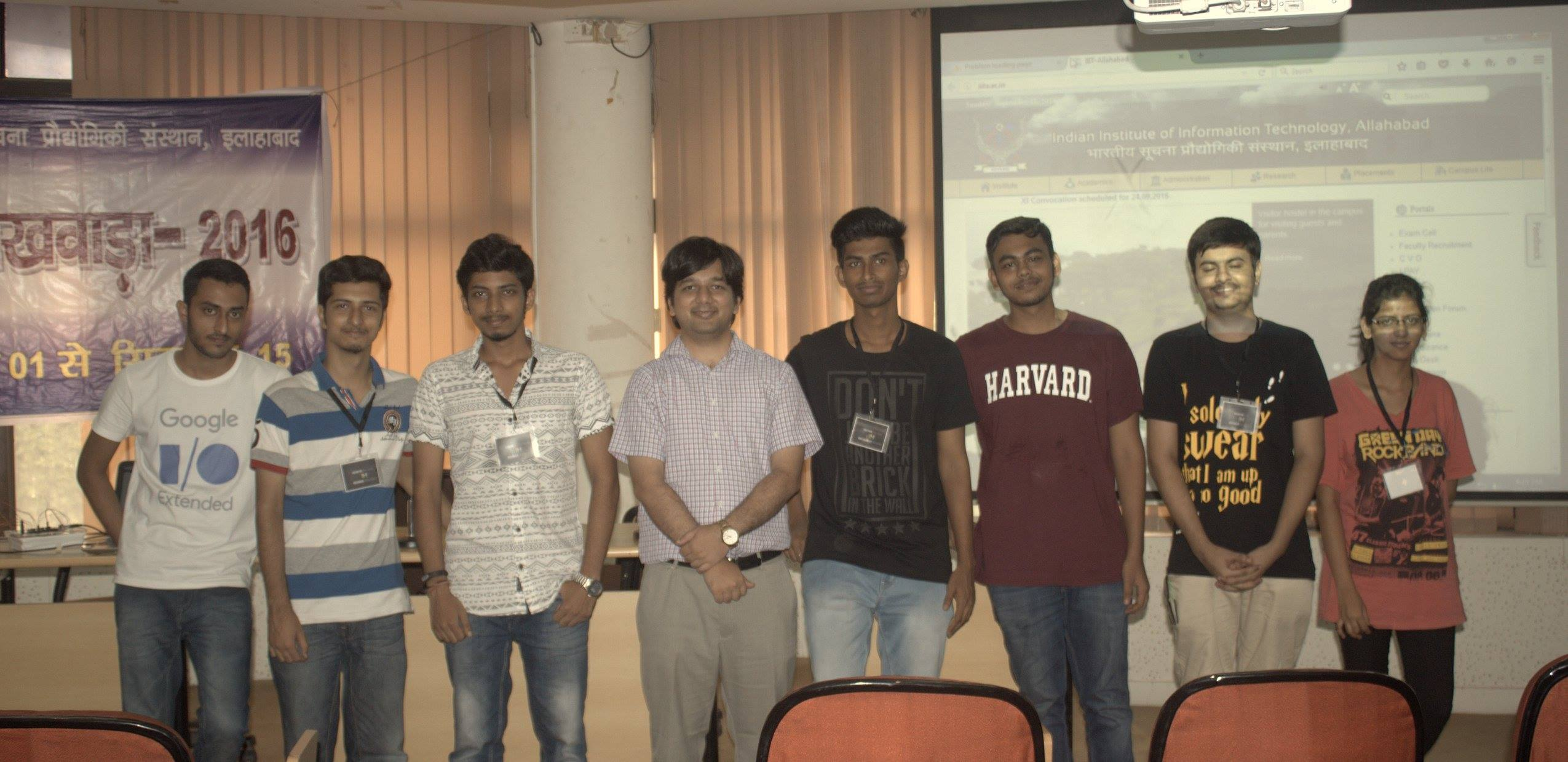 IIITA Hacks   Gautham Santhosh